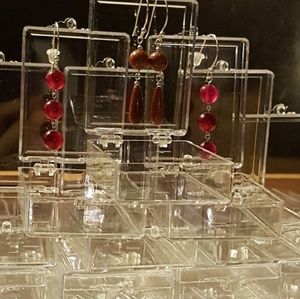 Jewelry small container/gift container,12 pieces.